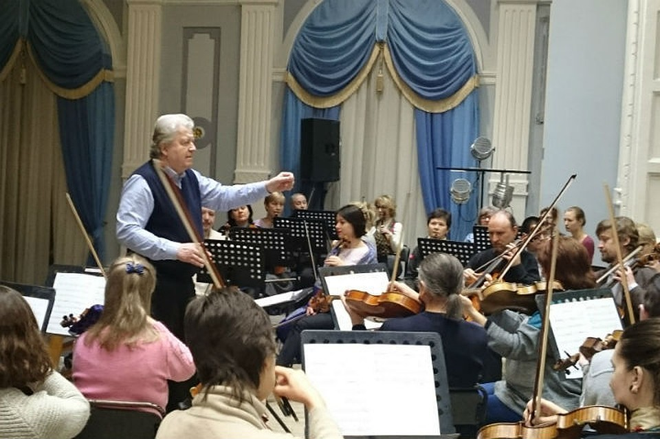 Губернаторский симфонический оркестр Иркутской области отправится на гастроли в Китай