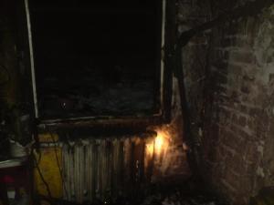 На пожаре в Иркутской области едва не погибла трехлетняя девочка