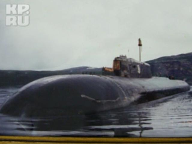 показать гибель подводной лодки курск